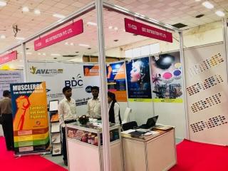 Cosmo Tech Expo - Delhi 2018