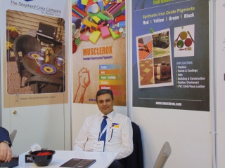 Middle East Coatings Show - Dubai 2018