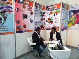 Middle East Coatings Show Dubai 2019