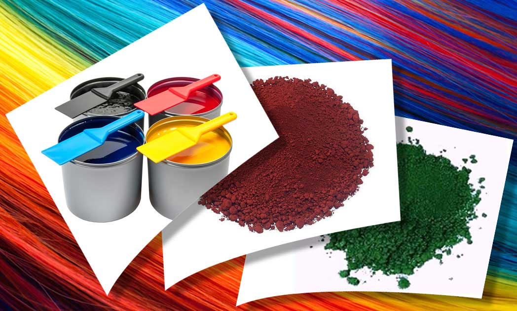 Color Pigment Suppliers & Manufacturers