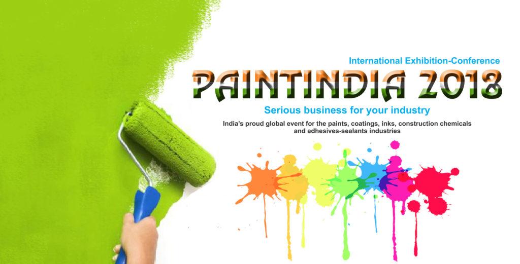 PaintIndia 2018 – Mumbai