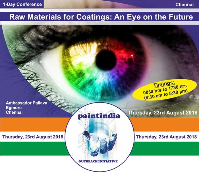 Paintindia outreach conference 2018 – Chennai